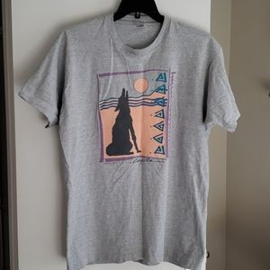Vintage Coyote Shirt Size XL